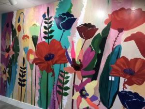 Restaurant design miami murals